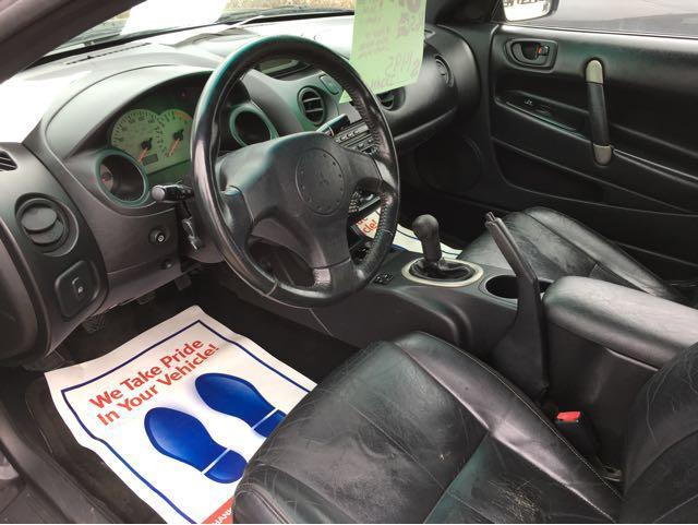 2001 Mitsubishi Eclipse Spyder GT 2dr Convertible - Winchester KY