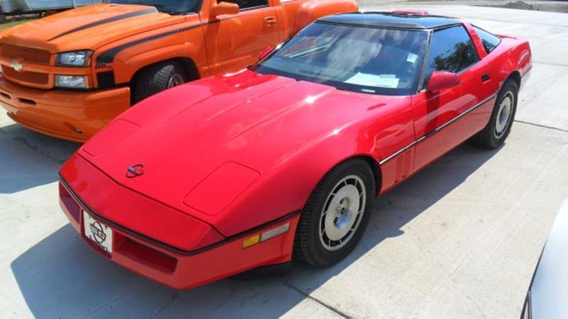 1986 Chevrolet Corvette 2dr Hatchback - Winchester KY