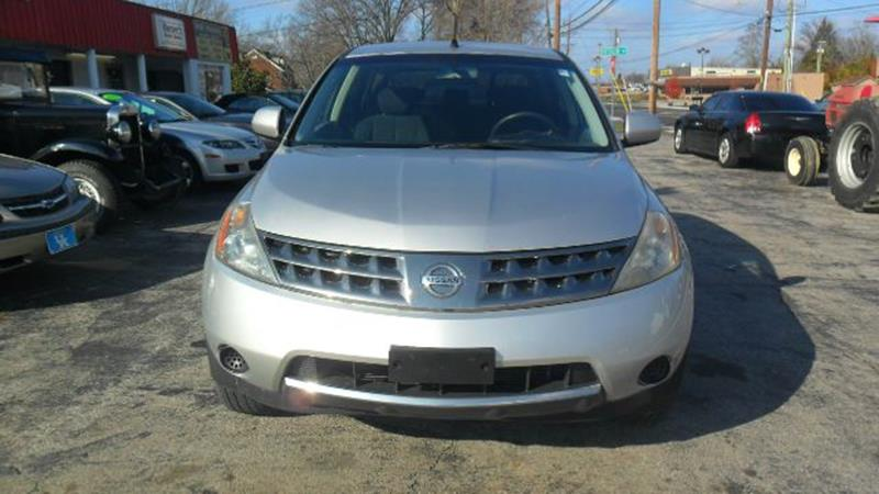2007 Nissan Murano S 2WD - Winchester KY