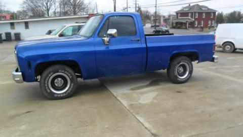 1980 Chevrolet Silverado 1500 for sale in Winchester, KY