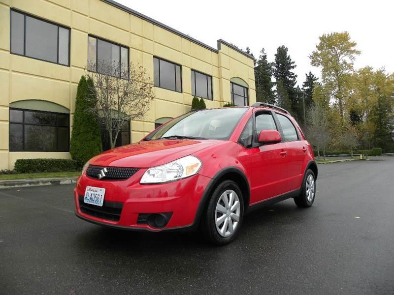 Suzuki Sx4 Crossover For Sale In Washington Carsforsale Com