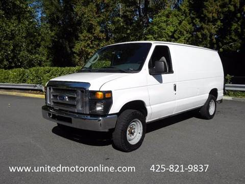 2008 Ford E-Series Cargo for sale in Kirkland, WA