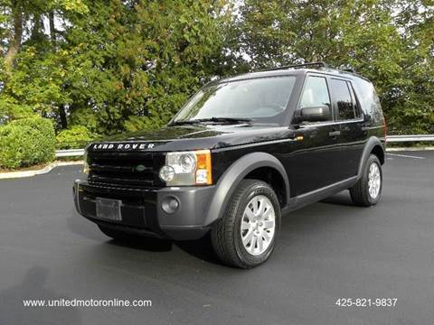 Land Rover Lr3 For Sale In Washington Carsforsale