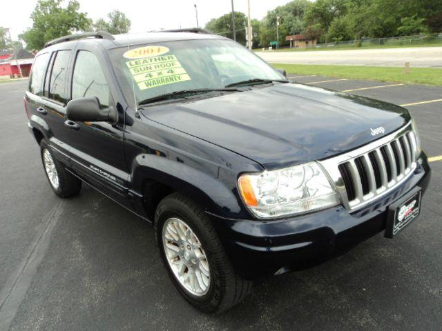 used 2004 jeep grand cherokee limited 4wd 4dr w ho v8 in kankakee il at steves key city auto. Black Bedroom Furniture Sets. Home Design Ideas