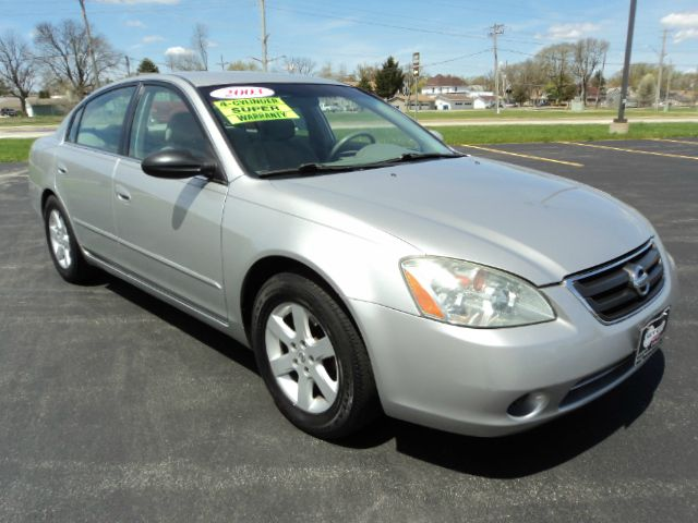 2003 Nissan Altima For Sale In Kankakee Il