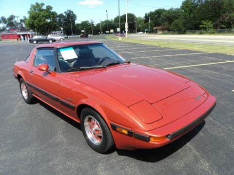 1984 Mazda RX-7 for sale in Kankakee IL