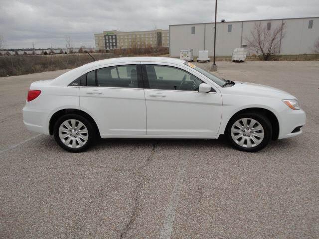 2012 Chrysler 200 for sale in Houston TX