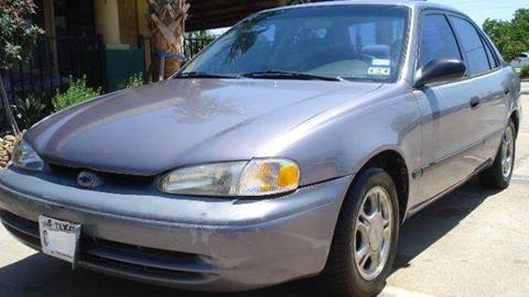 1999 GEO Prizm for sale in Houston, TX