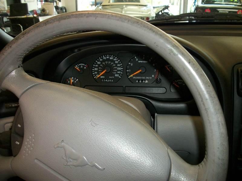 1998 Ford Mustang GT 2dr Fastback - Farmington MI