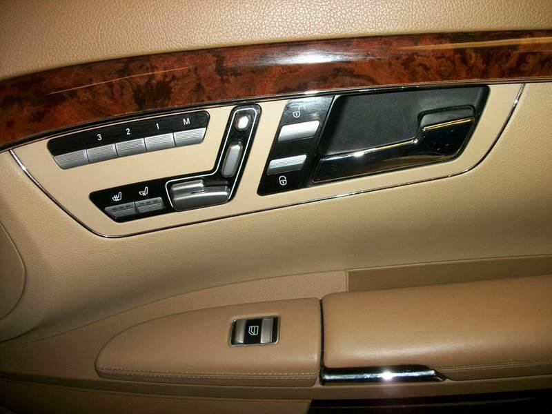 2008 Mercedes-Benz S-Class AWD S 550 4MATIC 4dr Sedan - Farmington MI