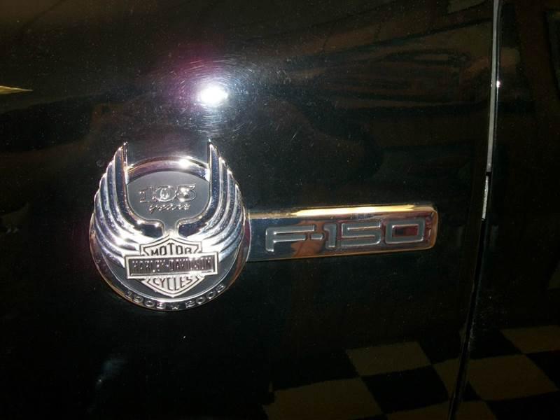 2008 Ford F-150 4x4 Harley-Davidson 4dr SuperCrew 5.5 ft. SB - Farmington MI