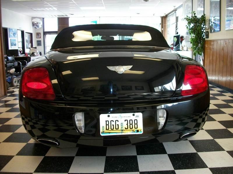 2007 Bentley Continental GTC AWD 2dr Convertible - Farmington MI