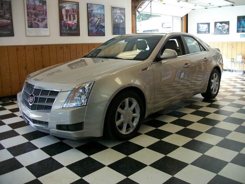 2009 Cadillac CTS AWD 3.6L V6 4dr Sedan w/ 1SA - Farmington MI