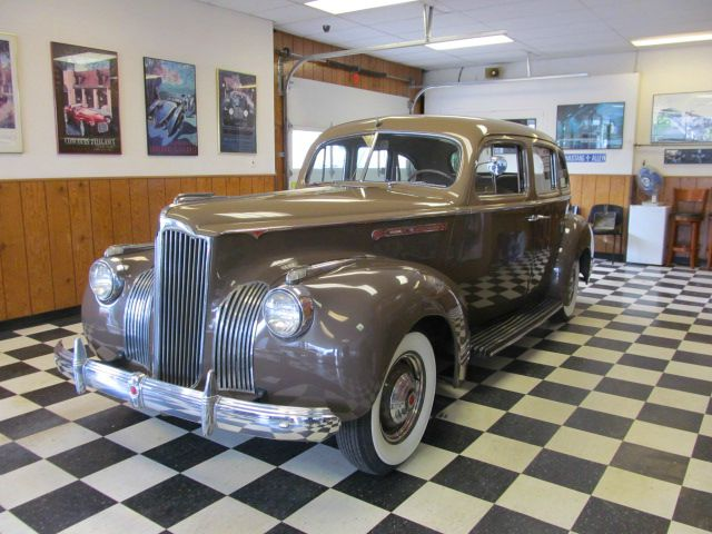 1941 Packard 110 for sale in Farmington MI