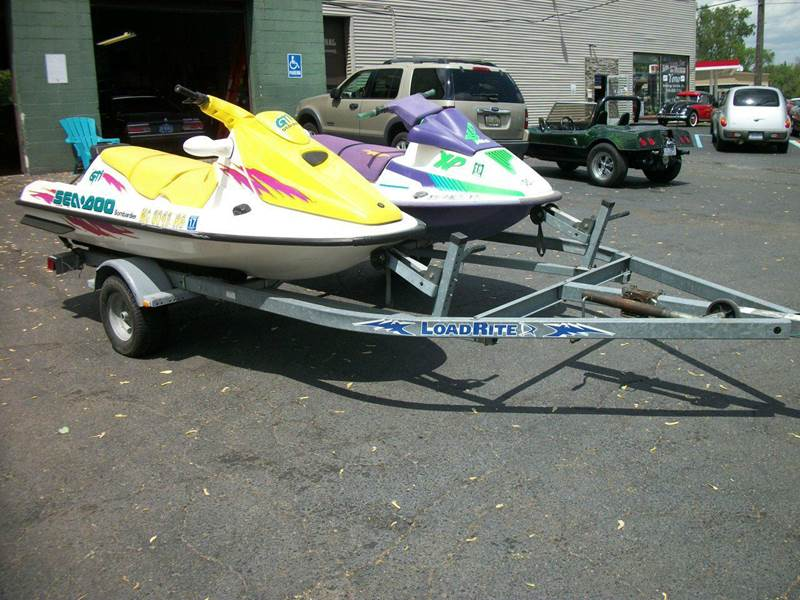 1996 Sea-Doo GTI & XP  - Farmington MI