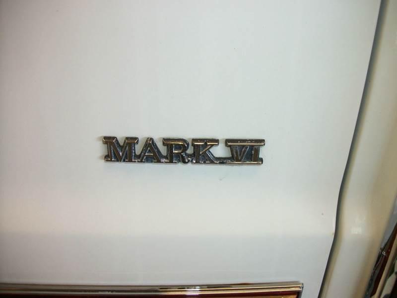 1983 Lincoln Mark VI Signature 4dr Sedan - Farmington MI