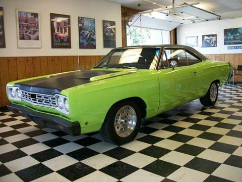 1968 Plymouth Roadrunner for sale in Farmington, MI