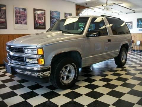 1997 Chevrolet Tahoe for sale in Farmington, MI