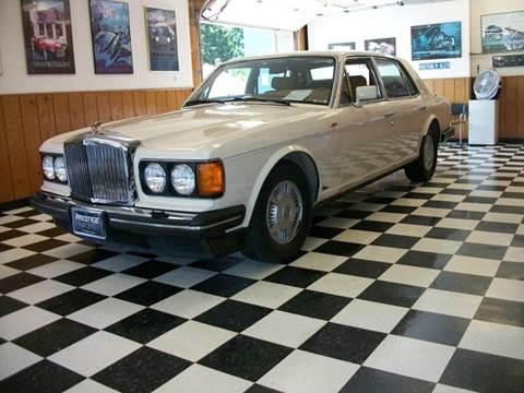 1991 Bentley Mulsanne for sale in Farmington, MI