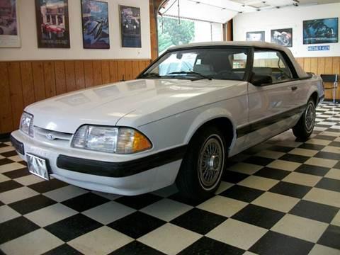 1987 Ford Mustang for sale in Farmington, MI