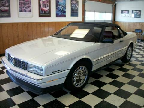 1993 Cadillac Allante for sale in Farmington, MI