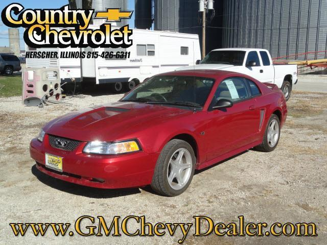 2000 Ford Mustang for sale in Herscher IL
