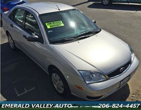 2006 Ford Focus for sale in Des Moines, WA