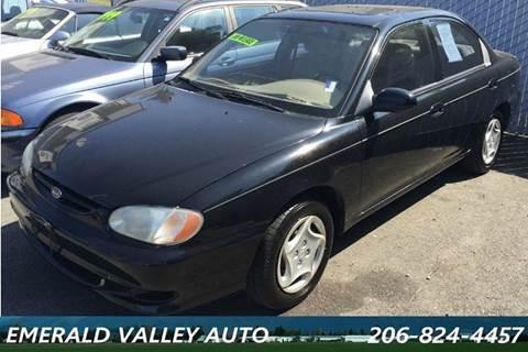 2001 Kia Sephia for sale in Des Moines, WA
