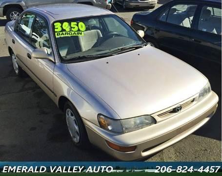 1996 Toyota Corolla for sale in Des Moines, WA