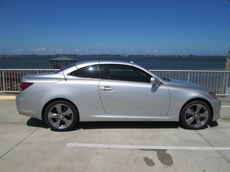2010 Lexus IS 250C 2dr Convertible 6A - Melbourne FL