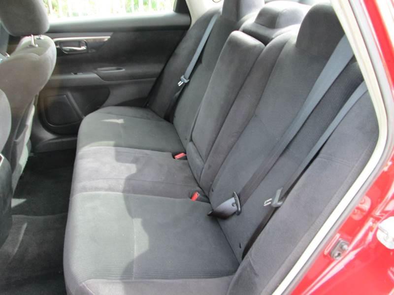 2013 Nissan Altima 2.5 SV 4dr Sedan - Melbourne FL