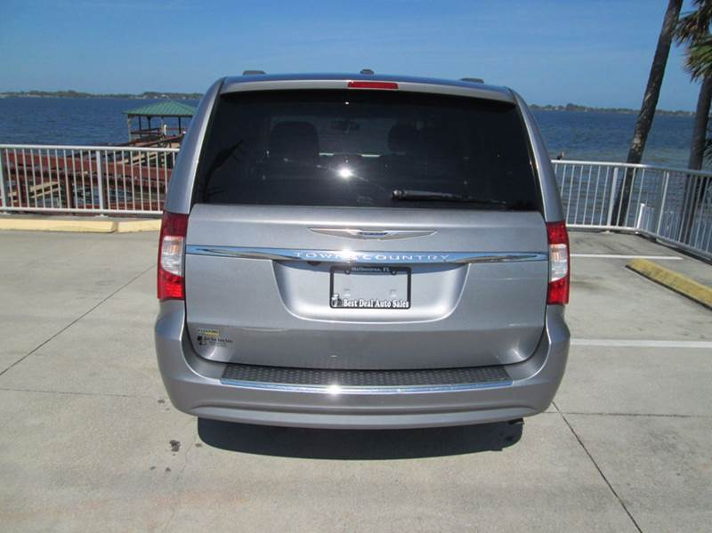 2013 Chrysler Town and Country Touring 4dr Mini-Van - Melbourne FL