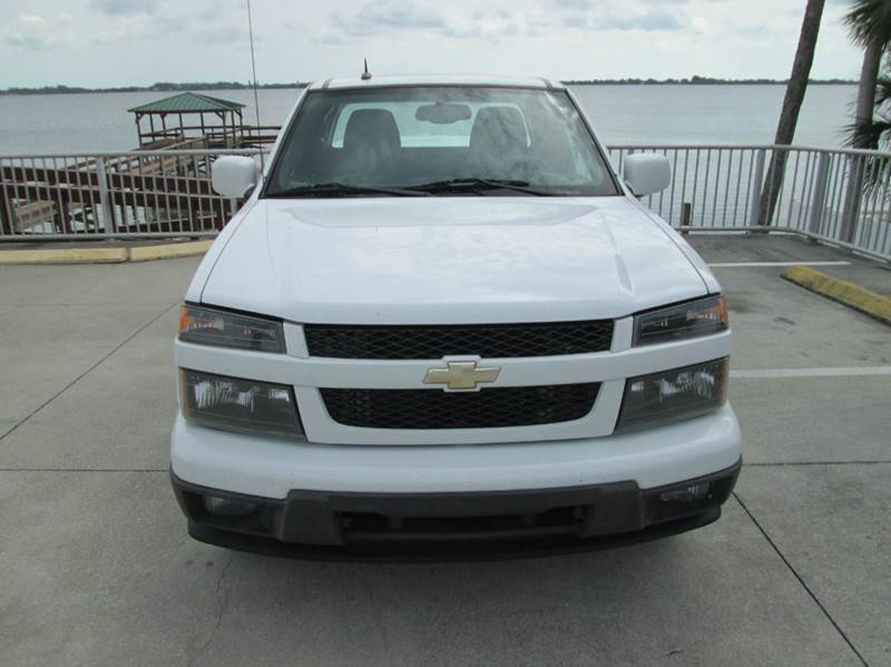 2011 Chevrolet Colorado 4x2 Work Truck 4dr Extended Cab - Melbourne FL