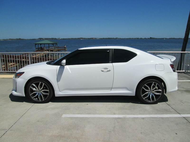 2014 Scion tC 10 Series 2dr Coupe 6M - Melbourne FL
