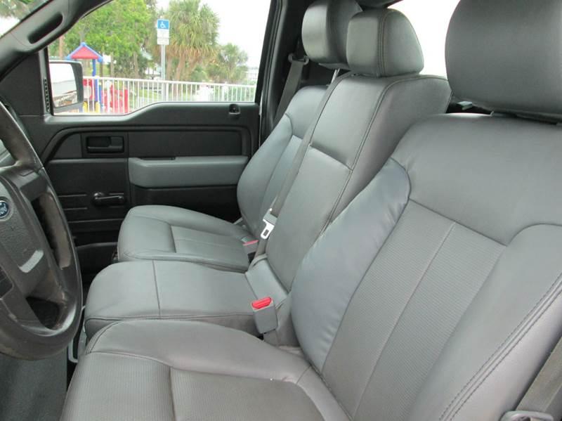 2013 Ford F-150 4x4 XL 2dr Regular Cab Styleside 8 ft. LB - Melbourne FL