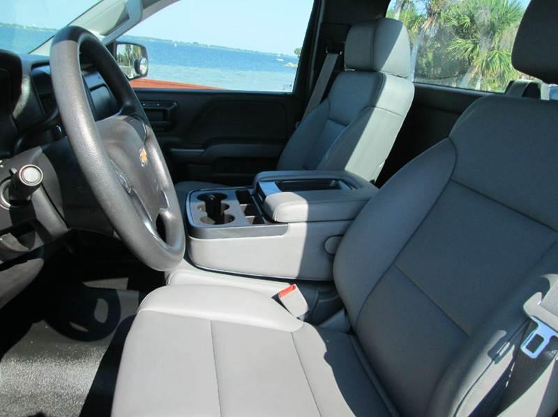 2014 Chevrolet Silverado 1500 4x2 Work Truck 2dr Regular Cab 8 ft. LB w/2WT - Melbourne FL