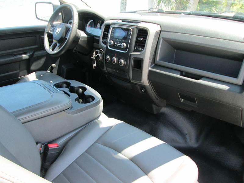 2014 RAM Ram Pickup 1500 4x2 Tradesman 2dr Regular Cab 8 ft. LB Pickup - Melbourne FL