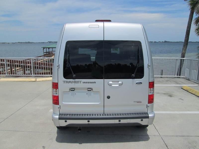 2013 Ford Transit Connect Wagon XLT Premium 4dr Mini-Van - Melbourne FL