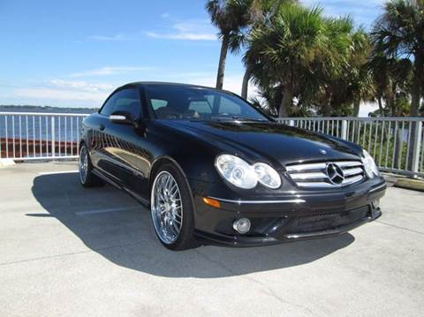 Mercedes benz clk for sale for Mercedes benz melbourne fl