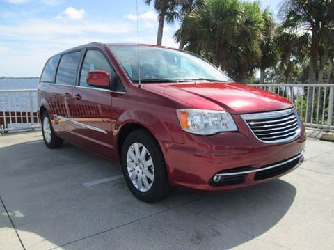 2014 Chrysler Town and Country for sale in Melbourne, FL