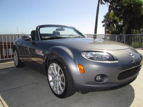 2008 Mazda MX-5 Miata for sale in Melbourne, FL