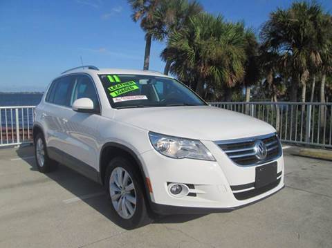 2011 Volkswagen Tiguan for sale in Melbourne, FL