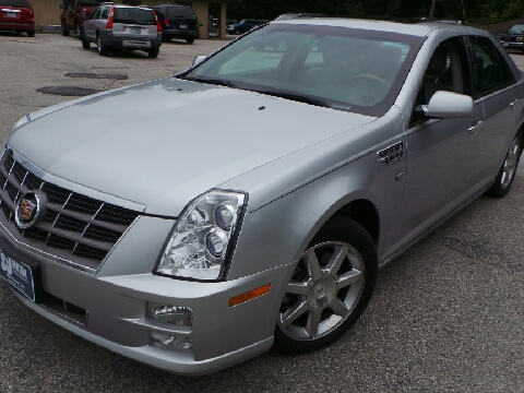 2011 Cadillac STS for sale in Merrimack, NH