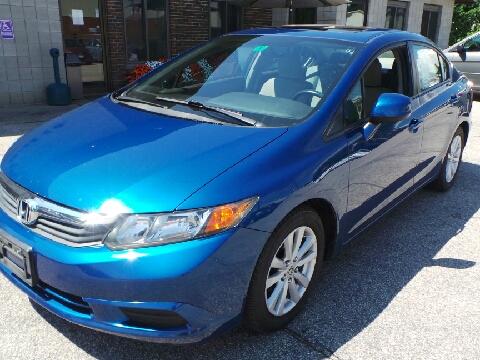 2012 Honda Civic for sale in Merrimack, NH