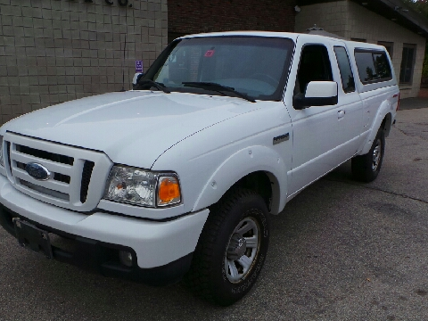 2007 Ford Ranger for sale in Merrimack, NH