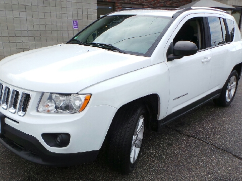 2011 Jeep Compass for sale in Merrimack, NH