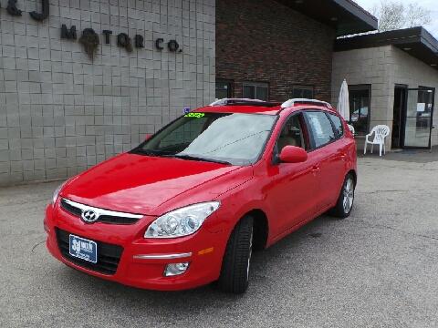 2011 Hyundai Elantra Touring for sale in Merrimack, NH