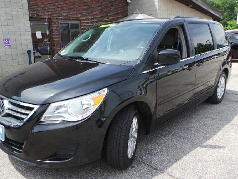 2012 Volkswagen Routan for sale in Merrimack, NH