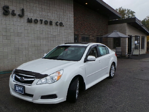 2011 Subaru Legacy for sale in Merrimack, NH