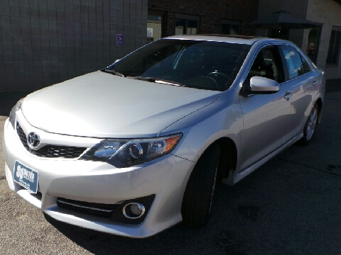 2012 Toyota Camry for sale in Merrimack, NH